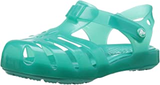 crocs 卡骆驰 Girls' Isabella 女童款绑带凉鞋