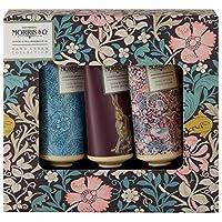 Morris & Co. 金銀花&粉紅石泥護手霜,禮品盒系列,旅行裝(3 x 30ml)