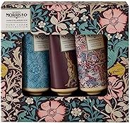 Morris & Co. 金银花&粉红石泥护手霜,礼品盒系列,旅行装(3