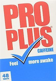 Pro Plus Caffeine 48 Tablets