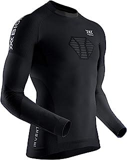 X-BIONIC Invent 4.0 男士 跑步健身紧身长袖打底衫
