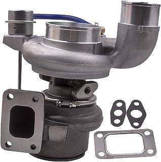 HY35W 涡轮充电器标准 T3 适用于 Dodge Ram 2500/3500 Cummins 6BT 5.9L l6 2003 2007 400 + BHp 涡轮增压器