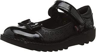 Kickers Kick Bowtie Mary Jane 女童低帮鞋