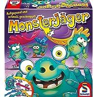 Schmidt Spiele Monsterj?ger 40557 紙牌游戲