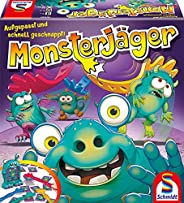 Schmidt Spiele Monsterjäger 40557 纸牌游戏