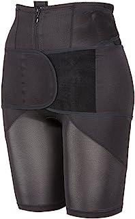 贝亲 产后牢固束紧 全身塑形束腰裤 (腰带一体型 1件) 孕妇 翻新内衣 M尺寸 黑色