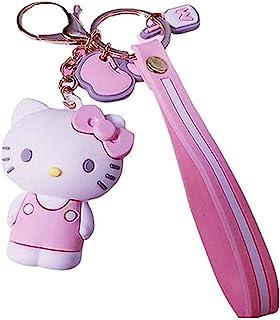 Hello Kitty 女士钥匙链 Hello Kitty 礼物   Hello Kitty 人物 Sanrio 生日礼品袋配件