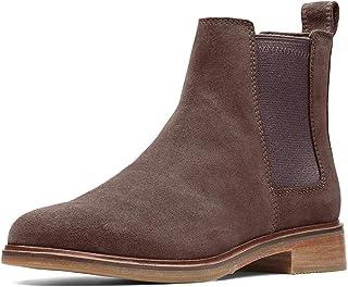 CLARKS Clarkdale Arlo 女式切尔西靴