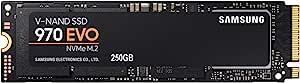Samsung 970 EVOMZ-V7E250BW 250 GB