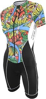De Soto Femme Riviera 短袖 Trisuit - WRTTS1-2020