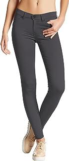 Hybrid 女式超弹力舒适紧身长裤,七分裤,百慕大