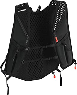 adidas 阿迪达斯 中性款 成人 TX AGRAVIC L 背包,黑色(黑/黑/白兰科),24x36x45 厘米