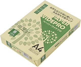 复印纸 日本色 Paper Widepro 500张 68g/m2 A4 白色