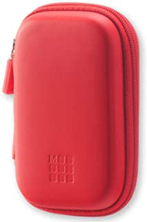 Moleskine 旅行装硬壳袋XS (猩红色)