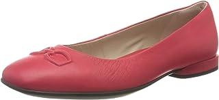 ECCO 爱步 Anine Squared 女士平底芭蕾舞鞋