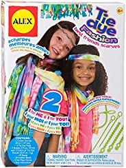 ALEX Toys DIY 穿扎染时尚*好的朋友围巾