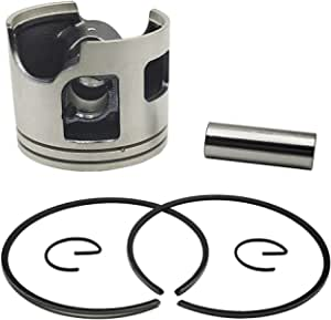 WATERLONG 活塞套件带环 6R5-11631-01-93 (90mm) 适用于 Yamaha 115HP -225 1989-1992