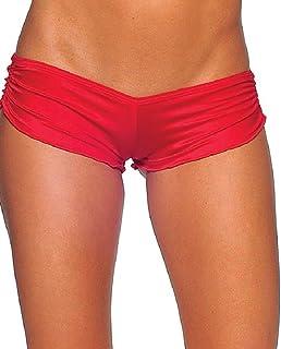 BODYZONE 女式弹力短裤 红色 One Size