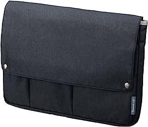 KOKUYO 国誉 袋中袋 内部整理袋 Bizrack up A4 藏青色外观 BR31B