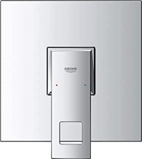 GROHE 高仪 Eurocube 淋浴系统 单手淋浴龙头 适用于 Rapido 智能盒 镀铬 24061000