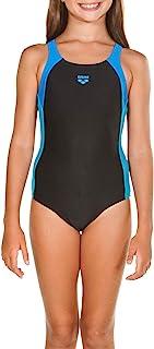 arena 阿瑞娜 女童运动泳衣 Ren (速干、防紫外线 UPF 50+,耐氯/盐水)