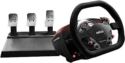 THRUSTMASTER 图马斯特 TS-XW 赛车手 游戏方向盘/踏板(含3个踏板组,力反馈,270°-1080°,Eco系统,Xbox One/PC)