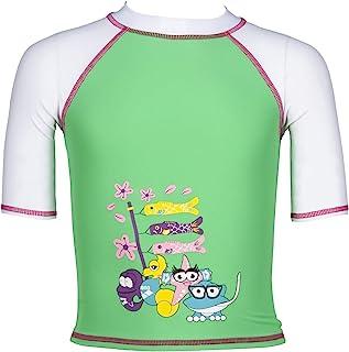 ARENA 女童 Awt Uv S/S T 恤