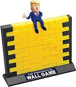 Trump 总统墙游戏