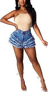 女式闪亮金属高腰弹力短裤,湿润外观瑜伽舞蹈闪亮热卖人造革裤俱乐部服装