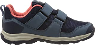 Jack Wolfskin MTN Attack 3 Texapore Low Vc K 徒步鞋 Blau (Dark Blue / Rose 1186) 40 EU