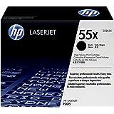 HP 惠普 55X (CE255X) 黑色 高范围原装碳粉,适用于 HP Laserjet Enterprise P30…