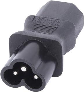 LINDY IEC 适配器30450 IEC C6 Cloverleaf to IEC C13