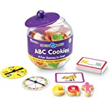 Learning Resources Goodie Games ABC Cookies 卡片,1个中包含4个游戏,字母…