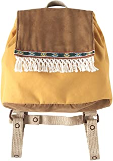 BOBO 也可变成背包的尿布包(带有臭袋) 芥末黄