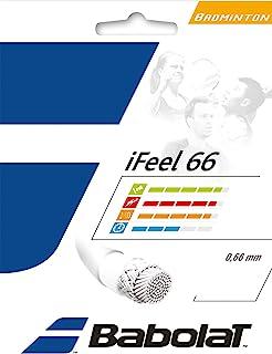 Babolat 羽毛球 串珠 iFEEL 66 (R) 卷型 BA243127 黄色(303)