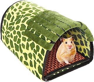 宠物小动物可折叠隧道房屋,豚鼠隐藏游戏管玩具仓鼠糖滑翔机 Chinchilla 豚鼠鼠鼠