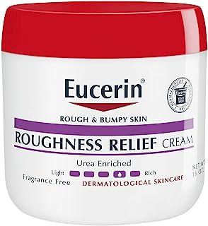 Eucerin 乳霜 缓解粗糙肌肤-令肌肤光滑-16盎司/约0.45升