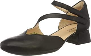 Think! Delicia_3-000368 女士可持续系带高跟鞋