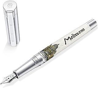 Staedtler 施德楼 Initium Corium 钢笔 Urbes Melbourne M 精致礼品包装 9PU175M
