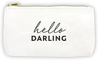Miss Modern Design House 出品的 SB Design Studio 铅笔盒,20.32 x 10.32 厘米,Hello Darling