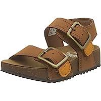 Timberland 添柏岚 中性款儿童 Castle Island 2 带(幼儿)凉鞋