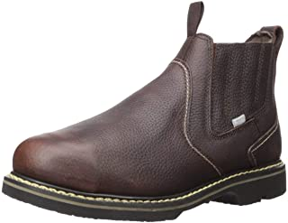 Iron Age 男士 Ia5018 开创者*鞋头工业靴