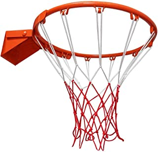Aoneky 户外替换篮球框 - 18 毫米实心钢