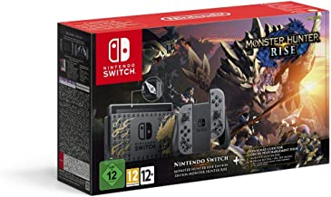 Nintendo 任天堂 Switch (Monster Hunter Rise 版)