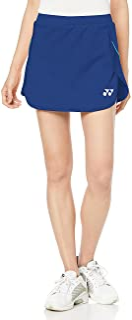 YONEX 尤尼克斯 女士 羽毛球 裙子 带衬裤 夜空 O 26074