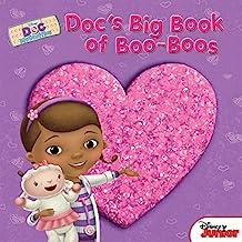 Doc McStuffins:  Doc's Big Book of Boo-Boos (Disney Storybook (eBook)) (English Edition)