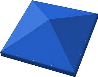 "BenefitUSA G245-BLUE G245 Gazebo Canopy, L x 10"""", Blue"