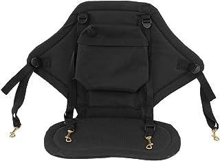 Yosoo Health Gear 可拆卸皮划艇座椅,可调节衬垫皮划艇靠背漂移垫带肩带