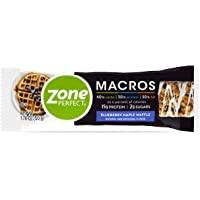 Zone Perfect Macros 蛋白棒,蓝莓枫木华夫饼,20 片