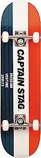 CAPTAIN STAG 鹿牌 滑板 完整 8.0英寸 长31英寸 UX-2637/UX-2638/UX-2639/UX-2640